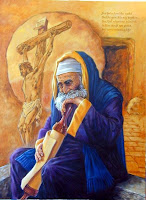 Resultado de imagen para Un pobre comparte con nosotros su fe Bendeciré en todo tiempo a Yahvé, sin cesar en mi boca su alabanza;