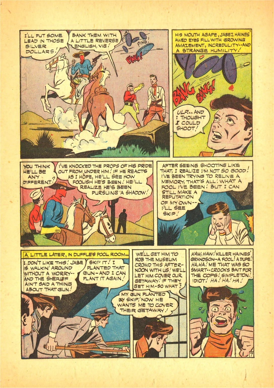Read online Action Comics (1938) comic -  Issue #72 - 22
