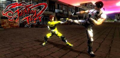 Fighting Tiger - Liberal Mod Apk (Full Unlock All Skills) - Jayawaru
