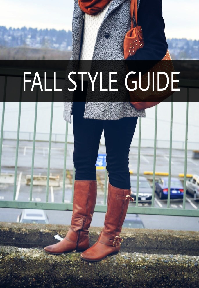 Fall Style Essentials Guide