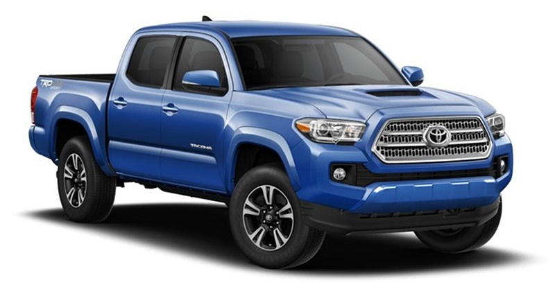 2018 Toyota Tacoma Trd sport, Price, Sr5, Truck, Double Cab