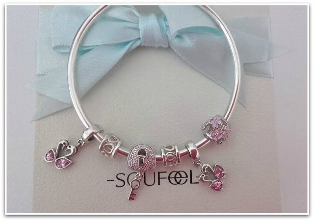 Soufeel pulsera con charms