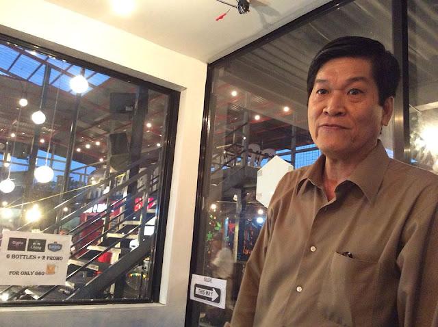 the food truck manila qc Owner Mr. Joni Cabrera