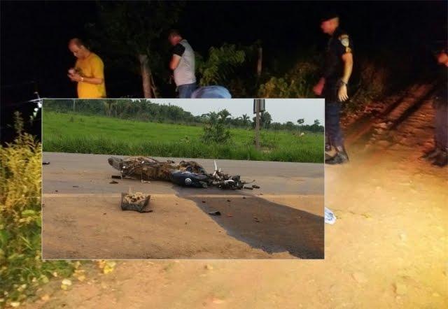 Agricultor morre em grave acidente na BR 364