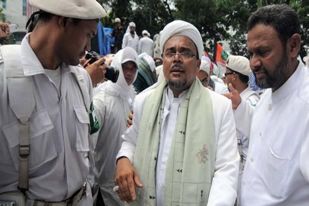 Jika Jadi Pulang ke Indonesia, Ini Pesan Habib Rizieq ke Pendukung FPI