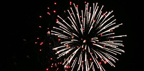 canada day fireworks medicine hat alberta