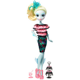 Monster High Lagoona Blue Ghostly Tea Party Doll