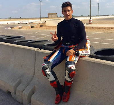 Latihan Bareng, Marquez - Lorenzo Kembali Kongkalikong?