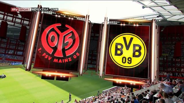 Prediksi Bola : Mainz 05 vs Borussia Dortmund , Rabu 13 Desember 2017 Pukul 02.30 WIB