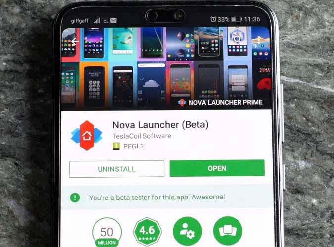 Características de Nova Launcher 6.0 reveladas: esto es lo que está por venir en la nueva versión