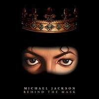 Michael's third single cover to Behind The Mask