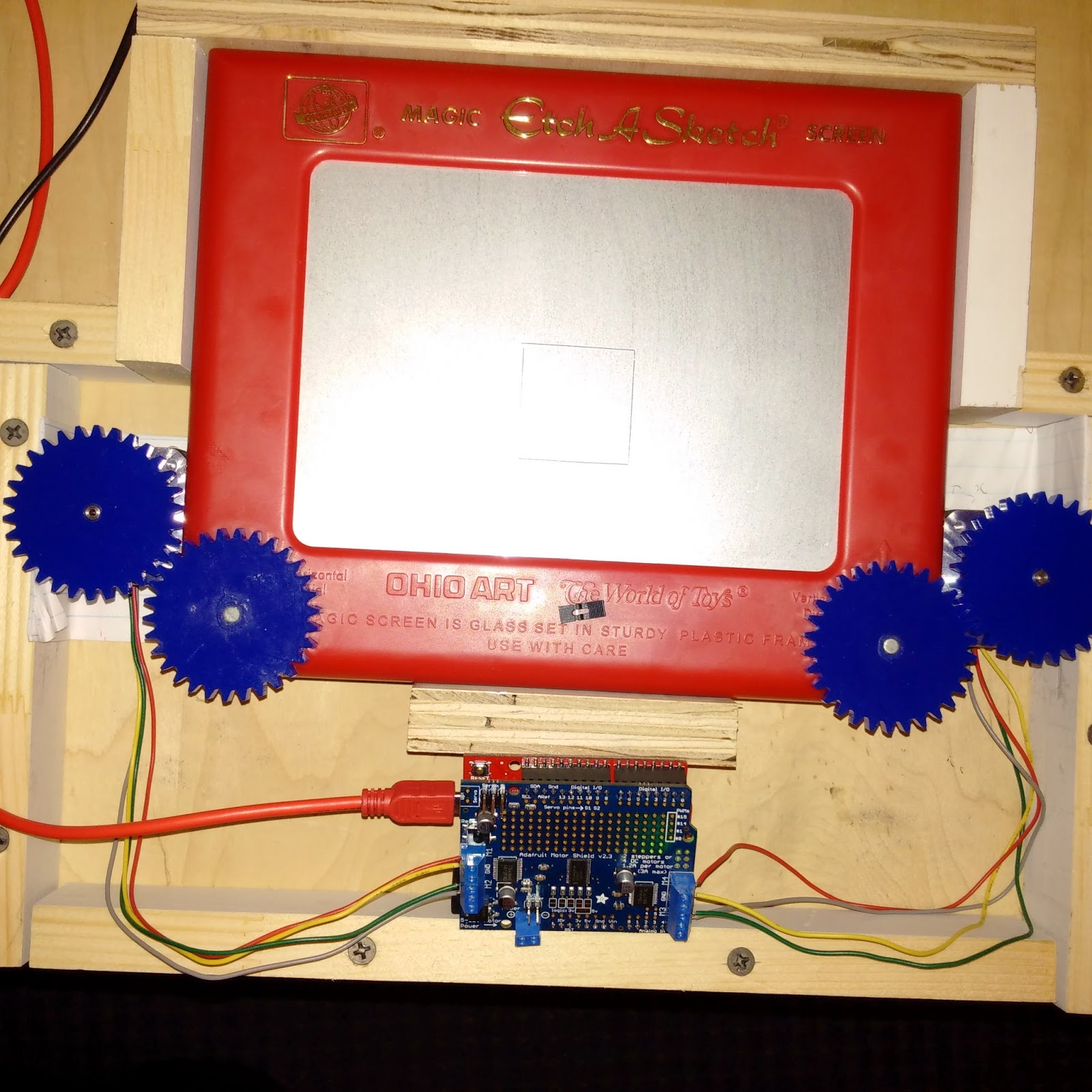 Challenging with Arduino