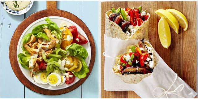 Delicious Quick lunches for Easy Meal Planning | Lunch Ideas