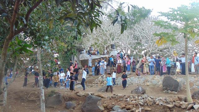 Perang yang Satu Ini Justru Dijadikan Budaya di Lombok Tengah