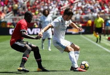 Real Madrid's efforts in signing Kylian Mbappe give Manchester United encouragement in signing Gareth Bale