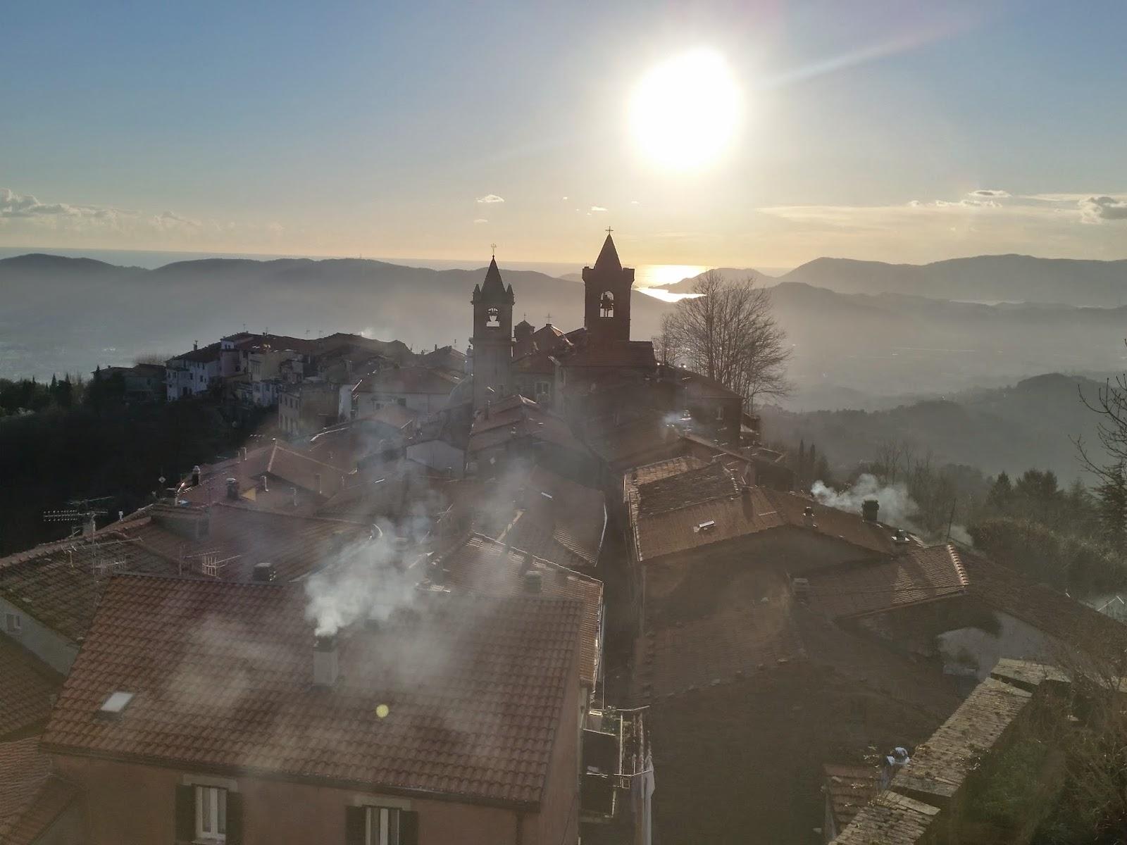 Castello di Fosdinovo ed il suo Fantasma