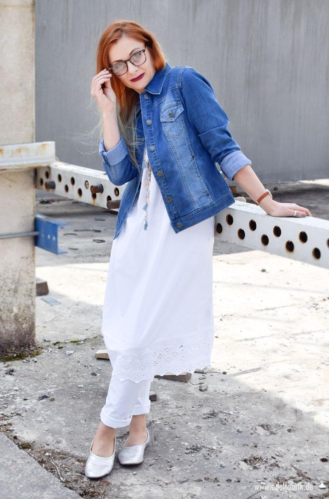 Jeans und Jeans Jacke aus der neuen Tchibo Themenwelt