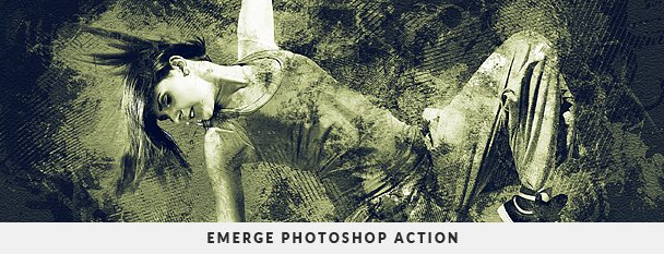 Grunge Painter Photoshop Action - 77