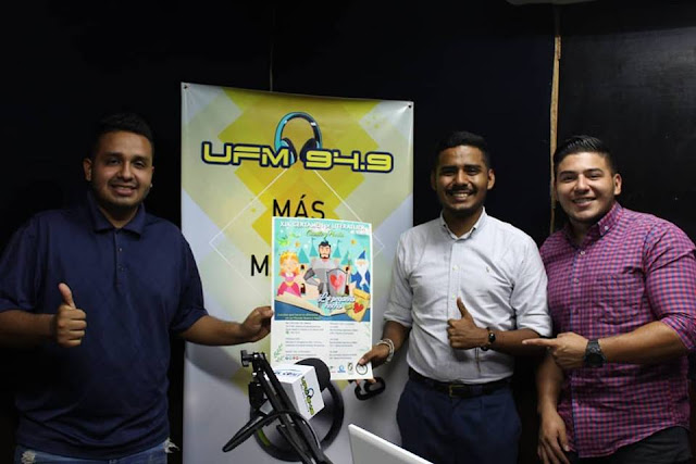 Nueva Acrópolis difunde certamen de literatura en Radio UFM 94.9 UNASA
