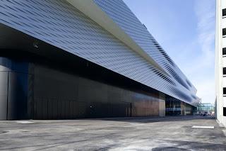 Palacio de congresos de Basilea, Suiza