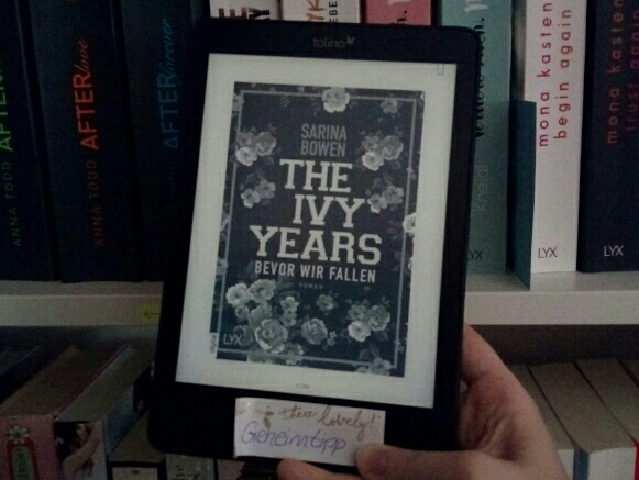 {Rezension} The Ivy Years - Bevor wir fallen / Sarina Bowen