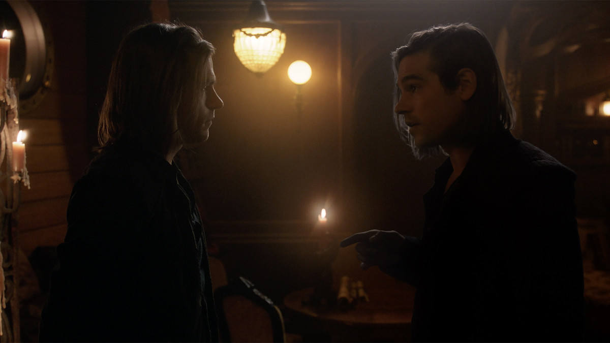 Doux Reviews: The Magicians: Do You Like Teeth?