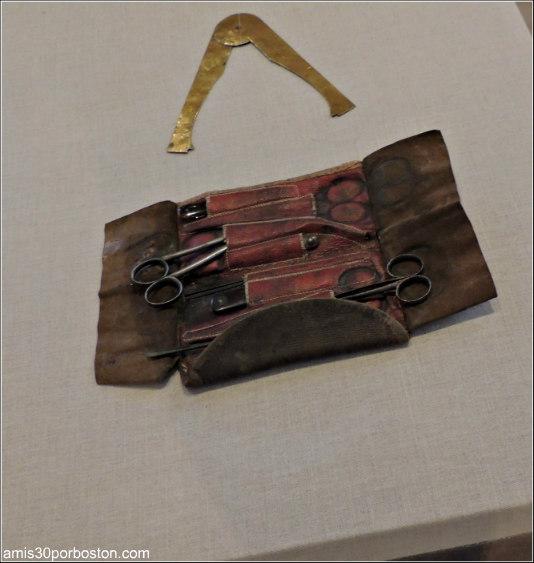 Objetos Originales de las Batallas de la Revolución