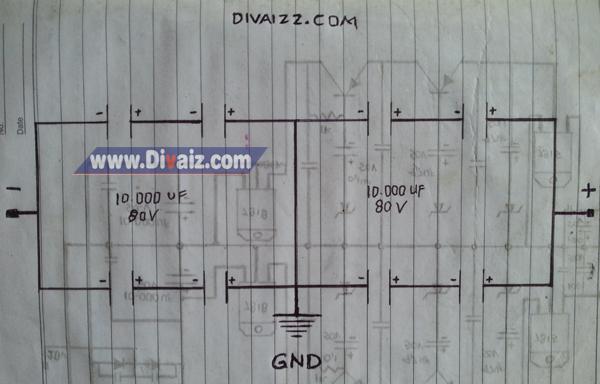 Skema Menggabung Elco - www.divaizz.com