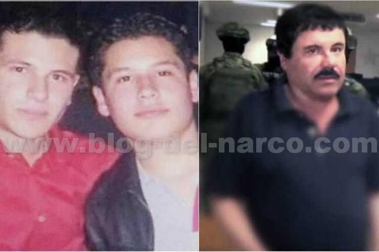 """La Mafia existe en las familias y la mía es la Guzman ,la historia de Archivaldo Guzmán """"El Chapito"""""""