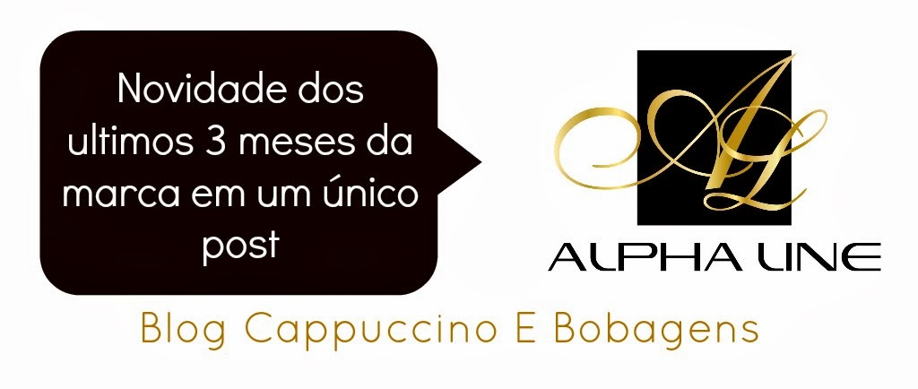 novidades alpha line cosm ticos blog della. Black Bedroom Furniture Sets. Home Design Ideas