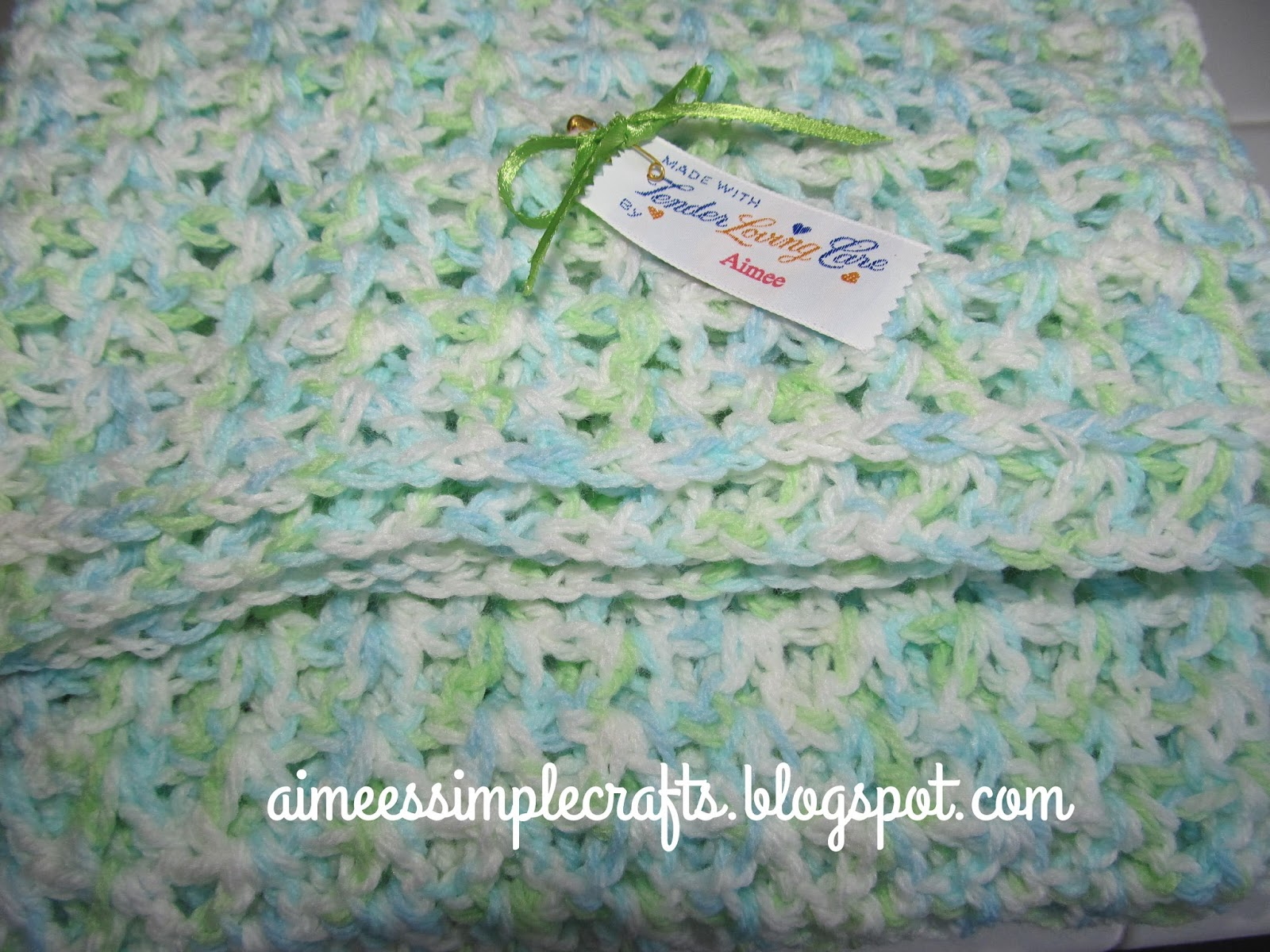 the v stitch going i did not put an edge on this blanket because i  V-stitch Crochet Baby Blanket Directions