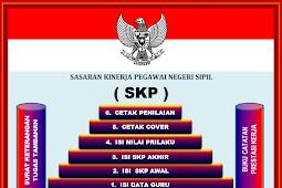 Download Aplikasi SKP PNS Terbaru Untuk Semua Golongan