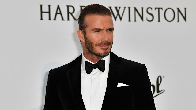 David Beckham Sabotase Langkah Zinedine Zidane ke Manchester United