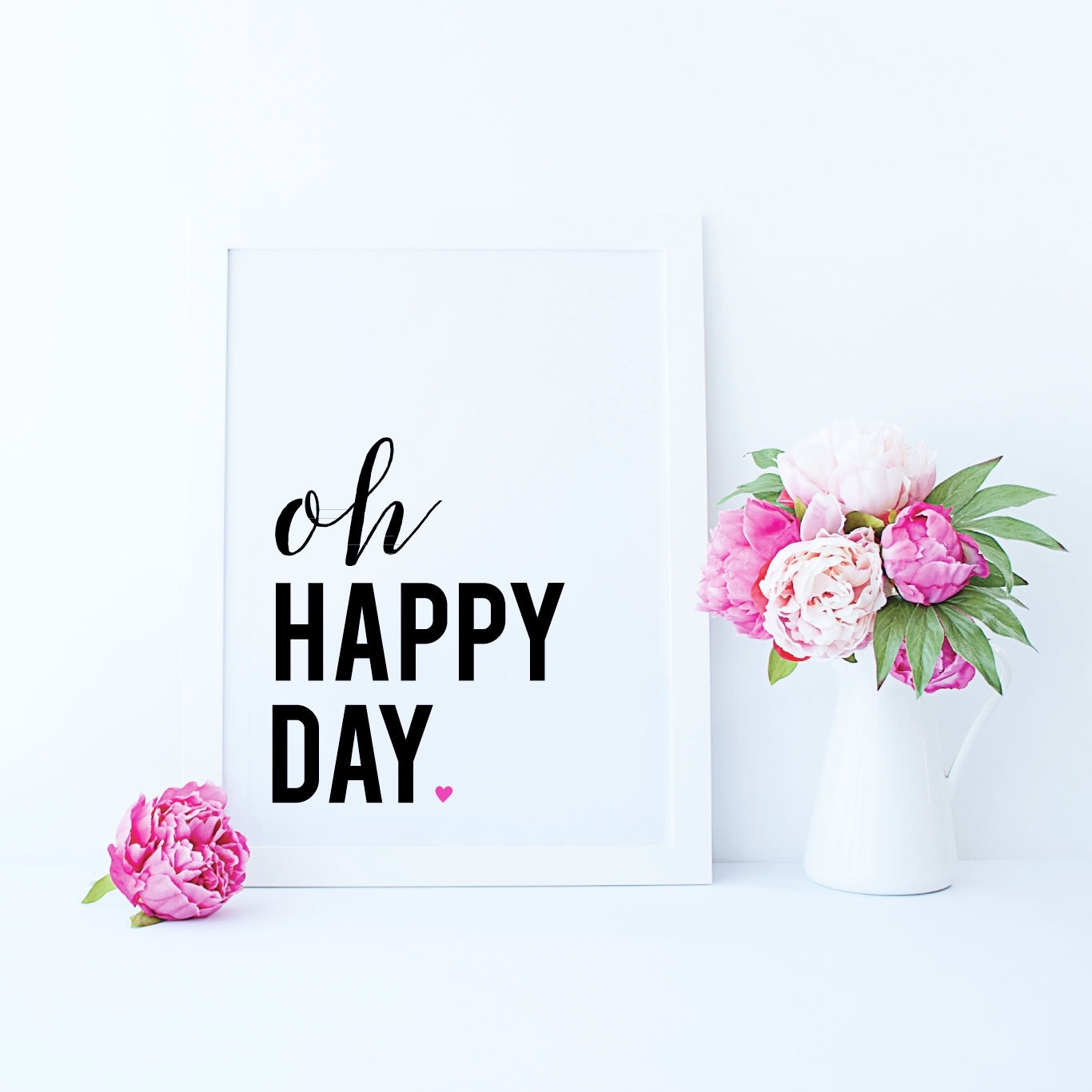 just dandy studio free friday printable oh happy day