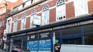 old H H Timberlake shop front