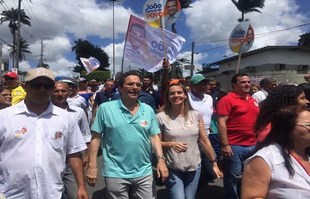 Eleições:Maurício Rands critica governo de Pernambuco e promete olhar para Mata Sul
