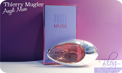 Parfum Angel Muse de Thierry Mugler
