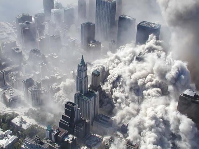 Αποτέλεσμα εικόνας για Δίδυμοι Πύργοι: Τι αληθινά έγινε; Του Κλεάνθη Γρίβα (Μέρος Δεύτερο_
