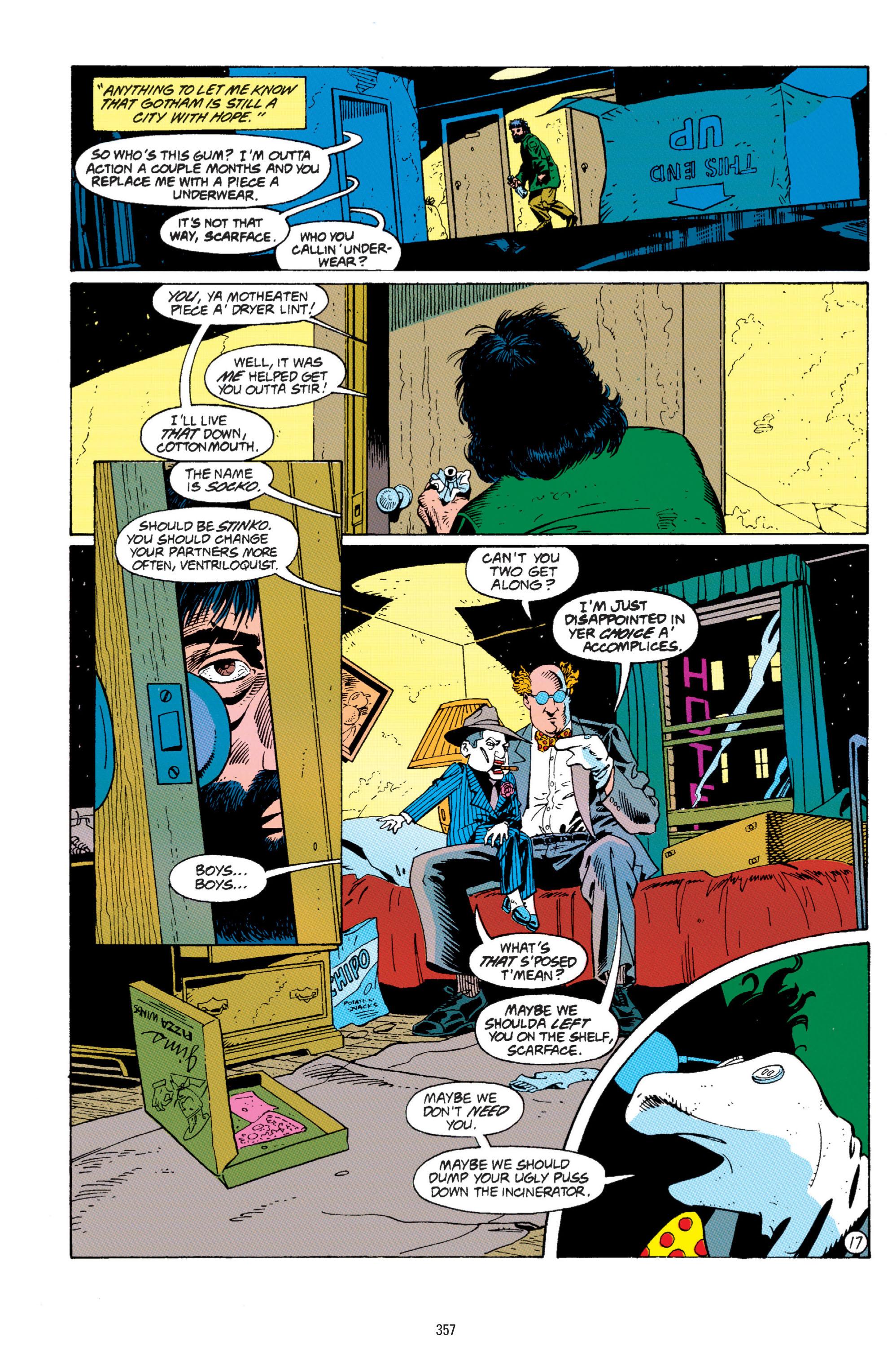 Detective Comics (1937) 664 Page 17