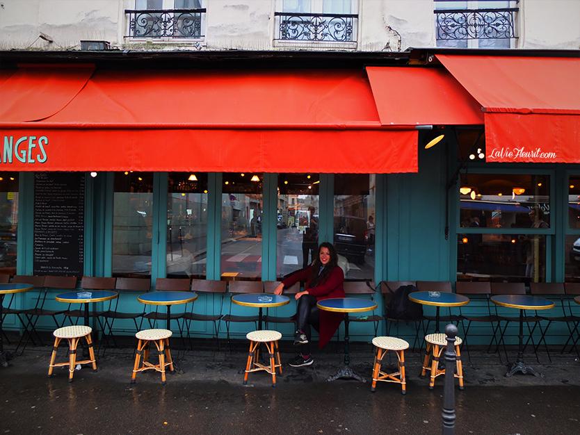 Paris, travel, travelblog, travelblogger, wanderlust, bistro, brasserie, restaurant, drink, bastille, parijs, reisblog, food, lifestyle, lifestyleblogger, place de la bastille, parislife, parisian, city, citytrip, style, styleblog, cafe, cafe des anges, cafe bastille, bofinger, brasserie bofinger, hotspot, travelphotography, photography, LaVieFleurit.com,