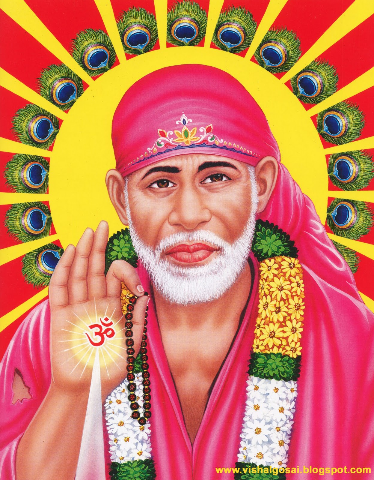 shirdi sai baba photo