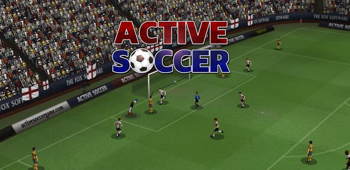 ACTIVE SOCCER v1.3.1 APK