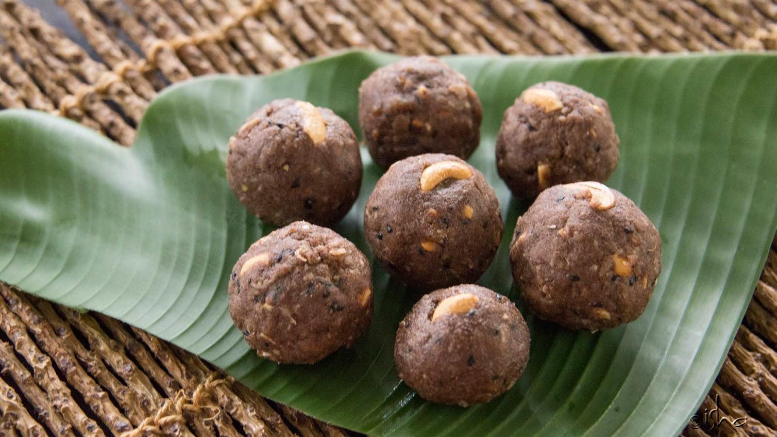 How To Prepare Millet Laddu