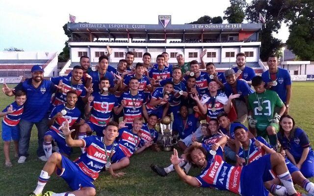Fortaleza Divulga Lista De Jogadores Inscritos Na 49a Copa Sao Paulo De Futebol Bora Leao