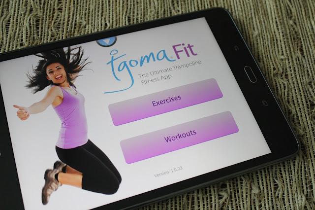 Springfree Trampoline tgoma app