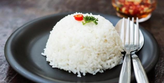 cara diet x makan nasi