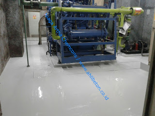 epoxy lantai recoating