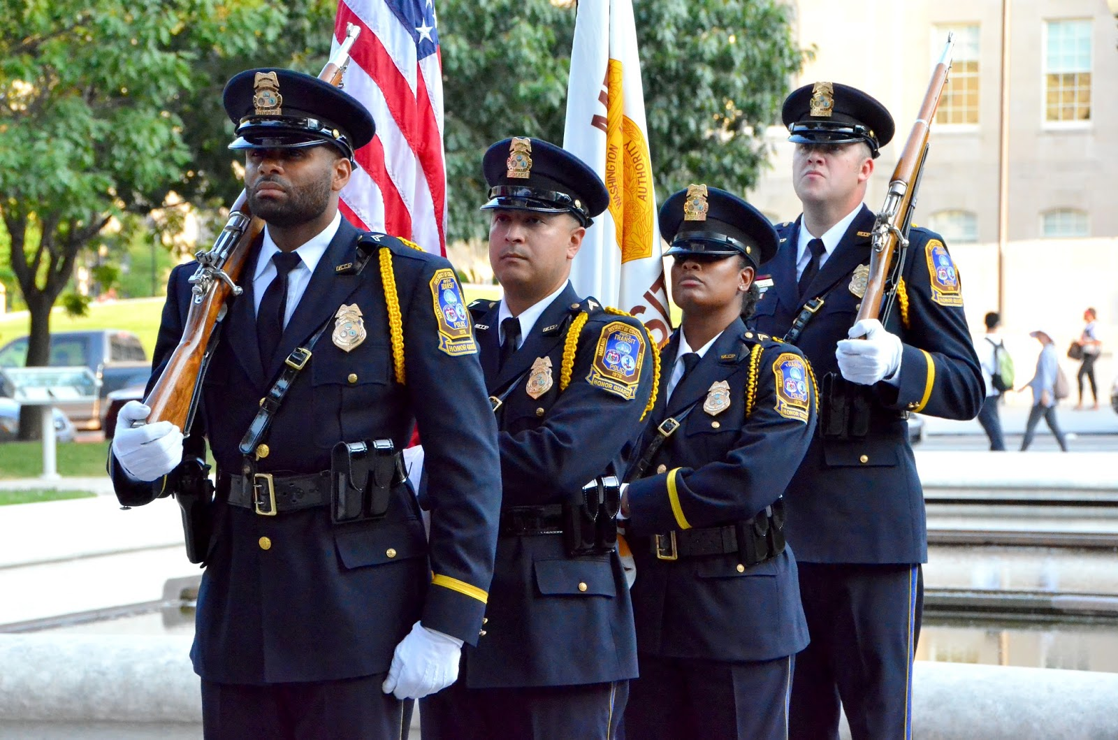 National Law Enforcement Officers Memorial Fund: July 2015