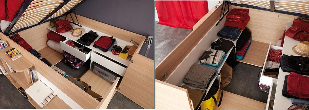 secret de chambre chambre enfant ado. Black Bedroom Furniture Sets. Home Design Ideas