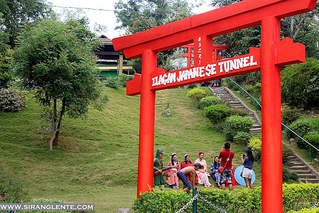 Japanese tunnel in ilagan, isabela